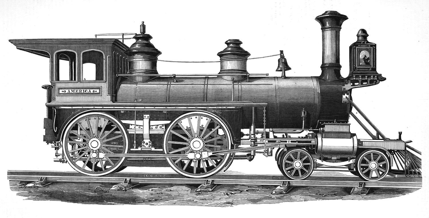 Belgian locomotive engineers opened and closed the fireboxes in a series of dots and dashes.
